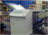 New folding machine